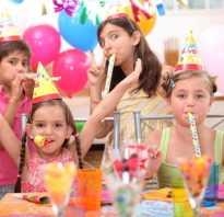 Что вкусного приготовить на детский день рождения
