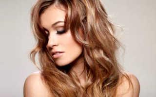 Карамельные оттенки краски для волос