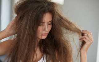 Средства для пористых волос