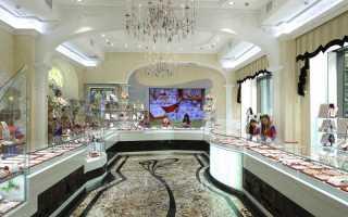 Самые лучшие ювелирные магазины в москве