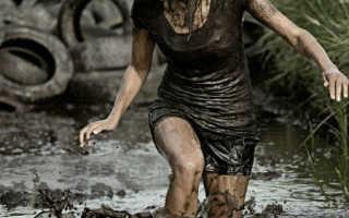 Сонник грязное платье