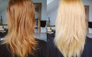 Лучшие осветляющие краски для волос