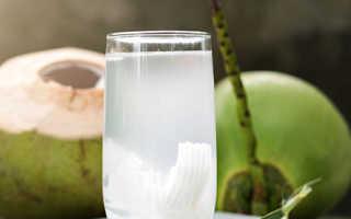 Кокосовая вода полезные свойства