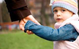 Муж настраивает ребенка против матери
