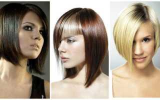 Молодежные стрижки для девушек на длинные волосы