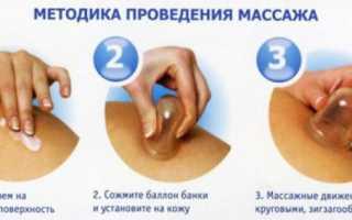 Противоцеллюлитный массаж в домашних условиях