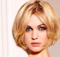 Прически на короткие волосы для женщин каре