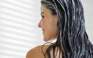 Маска для увлажнения волос