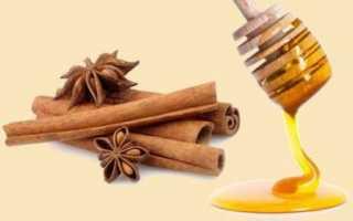 Корица и мед для волос