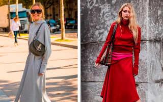 Модные платья фото