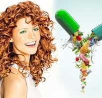 Комплексные витамины для волос