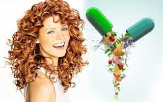 Комплексы витаминов для волос