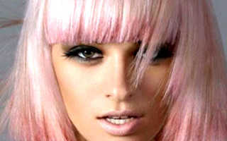 Какой краской покрасить волосы в розовый цвет