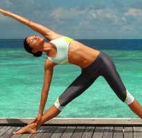 Йога или фитнес