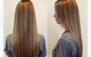 Мелирование волос только сверху фото