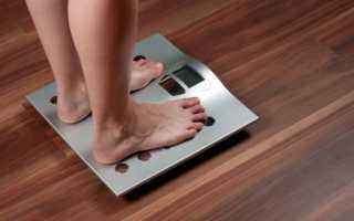 Очень сильно похудела как набрать вес
