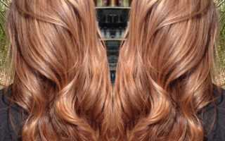 Картинки цвет волос карамель
