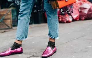 Что за обувь лоферы