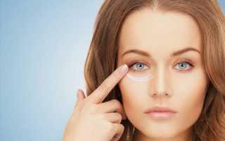Как снять отечность с лица и глаз