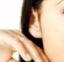 Протирание лица хлоргексидином