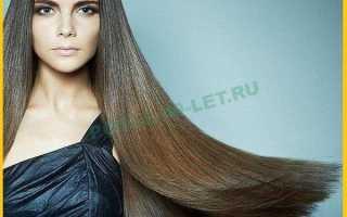 Длинные волосы после 40