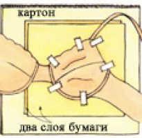 Протез молочной железы своими руками