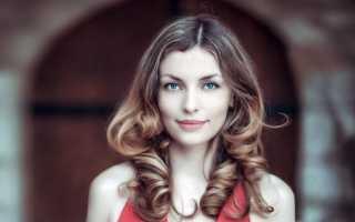 Мелирование волос на средние волосы фото