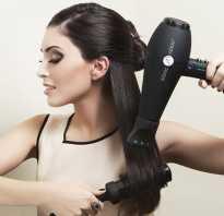 Как укладывать волосы феном щеткой
