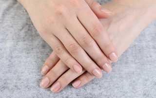 Матрикс ногтя поврежден что делать