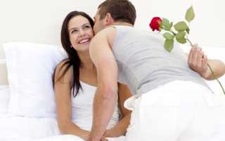Жена сильно хочет мужа
