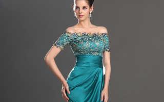 Вечерние платья из кружева фото