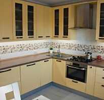 Стильные кухни фото готовых проектов