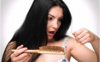 Комплекс витаминов против выпадения волос для женщин