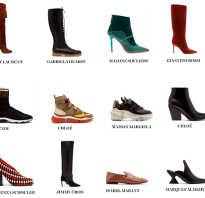 Какая женская обувь модная осенью 2018