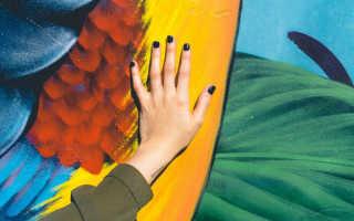 Какой цвет лака удлиняет зрительно ногти