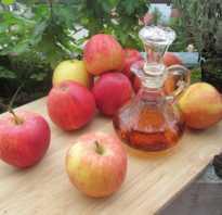 Обертывание яблочным уксусом для похудения отзывы