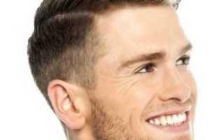 Мужские стрижки на короткие волосы фото