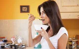 Сонник кушать суп