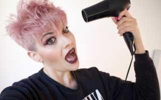 Укладка на короткие волосы для женщин фото