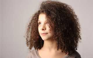 Мелкие кудряшки на средние волосы фото
