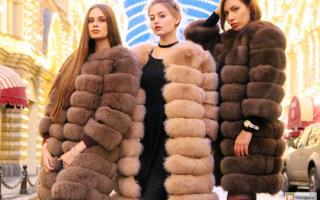 Теплая одежда зимой