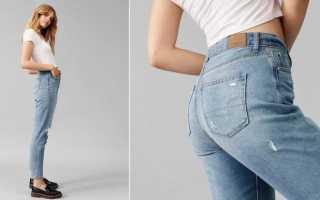 Какая осенняя обувь подходит к джинсам