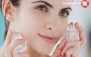 Как убрать опухлость лица