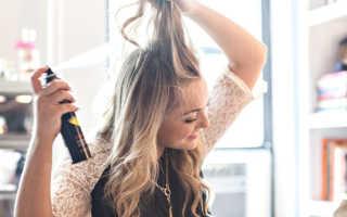 Лучший сухой шампунь для волос отзывы рейтинг