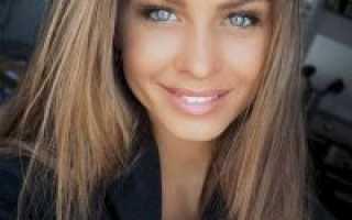 Красивые девушки с русыми волосами