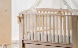 Сонник ребенок в кроватке