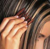 Колорирование волос в домашних условиях фото поэтапно