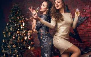 Корпоративные платья на новый год