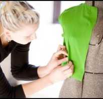 Описание моделей одежды