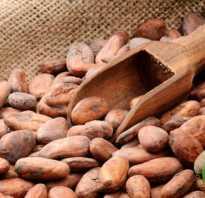 Какао масло для загара